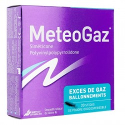 METEOGAZ - 20 STICKS