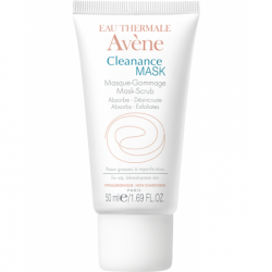 AVENE CLEANANCE MASK-GOMMAGE 50ML