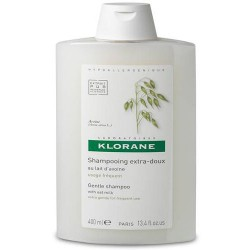 KLORANE CAP SHP LAIT AVOINE 400ML