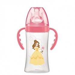 DODIE DISNEY BIB INITIATION+ 270ML BELLE