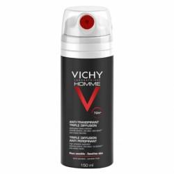 VICHY HOM DEO TRIPLE DIFF AERO 150ML