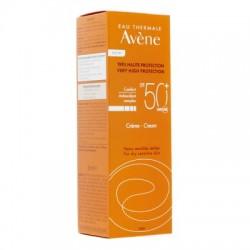 AVENE CREME 50+ SANS PARFUM 50 ML NEW
