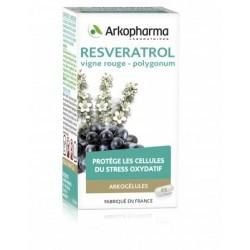 ARKOGELULES RESVERATROL GELU45