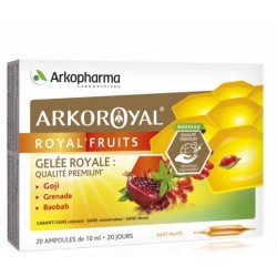 ARKO ROYAL FRUITS BTE20 AMP