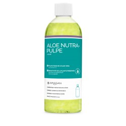Aragan Aloe Nutra-Pulpe 500ml
