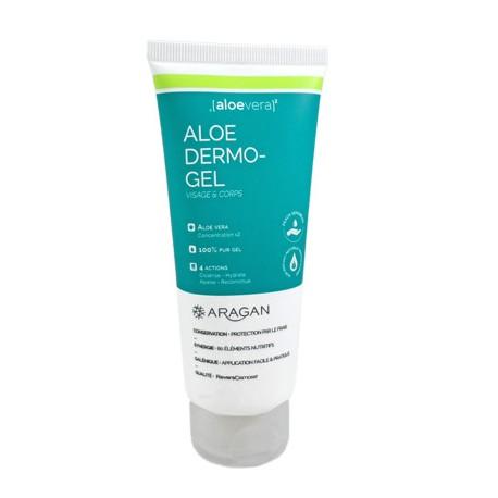 Aragan Aloe Vera Dermo-gel 100ml