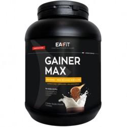 EAFIT GAINER MAX DOUBLE CHOCOLAT PRISE DE MASSE MUSCULAIRE 1,1 KG