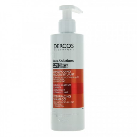 VICHY DERCOS KERA-SOLUTIONS SHAMPOOING RECONSTITUANT 250ML