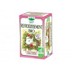 ROMON NATURE TISANE REFROIDISSEMENT BIO 36G 20 SACHETS
