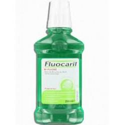 Fluocaril bain de bouche bi-fluoré menthe 250ml