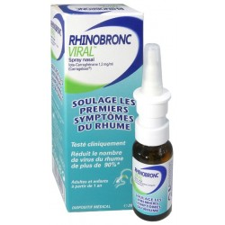 RHINOBRONC VIRAL SPRAY NASAL 20ML
