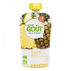 GOOD GOUT ANANAS 120G