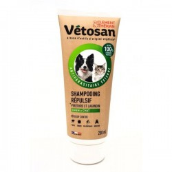 VETOSAN SHAMPOOING REPULSIF CHIEN ET CHAT 200 ML