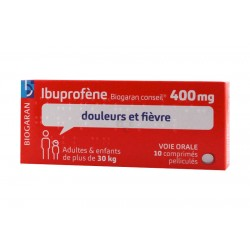 IBUPROFENE BGC 400MG CPR BT10