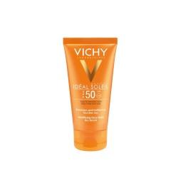Vichy émulsion anti-brillance visage SPF 50 50ml