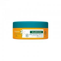 KLORANE POLYSIANES crème sublimatrice après-soleil au tamanu bio et au monoï 200 ML