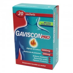 GAVISCONPRO MENT BUV S.10ML 20