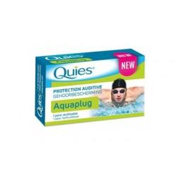QUIES AQUA-PLUG 1 PAIRE réutilisable