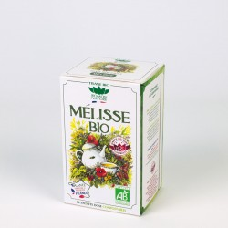 ROMON NATURE TISANE MELISSE BIO 18 SACHETS 30G
