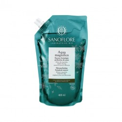 SANOFLORE AQUA MAGNIFICA Essence bio ECO-RECHARGE 400 ML