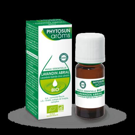 Phytosun arôms huile essentielle lavandin abrial bio 10 ml