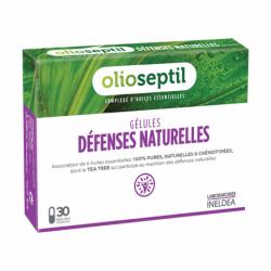 OLIOSEPTIL DEFENSES NATURELLES 30 gélules végétales