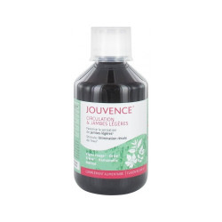 JOUVENCE CIRCULATION & JAMBES LEGERES FLACON 250 ML