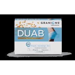 GRANIONS DUAB CONFORT URINAIRE 20 gélules