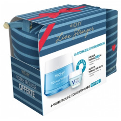 VICHY TROUSSE NOEL LA RECHARGE HYDRATATION AQUALIA RICHE