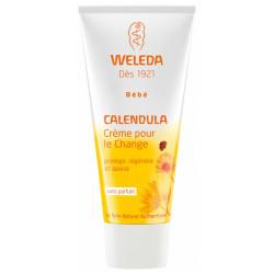 Weleda Calendula Bébé Crème pour le change 75ml