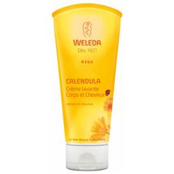 Weleda Bébé crème lavante corps et cheveux 200ml