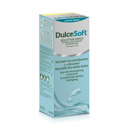 DULCOSOFT CONSTIPATION SOLUTION BUVABLE 100 ML