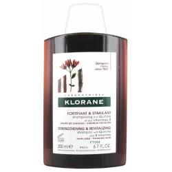 KLORANE SHAMPOOING QUININE FORTIFIANT ET STIMULANT 200 ML