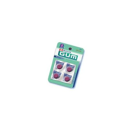 Gum red cote révélateur de plaque 12 comprimés