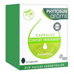 PHYTOSUN AROMS AROMADOSE CONFORT PRINTANIER 30 CAPSULES