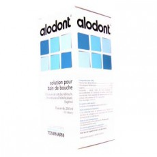 Alodont solution bain de bouche 200 ml