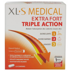 XL-S MEDICAL EXTRA FORT 120CPR