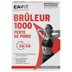 EAFIT BRULEUR 1000 PERTE DE POIDS 60 COMPRIMES