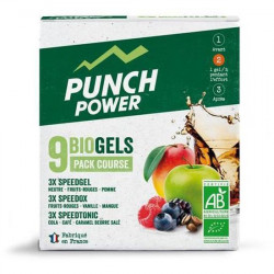 PUNCH POWER PACK 9 GELS
