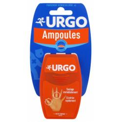 Urgo Ampoules Traitement Doigt et Orteil 6 Pansements Petit Format