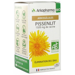 Arkopharma Arkogélules Pissenlit Bio 45 Gélules