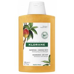 Klorane Shampoing à la Mangue 200 ml