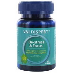Valdispert Dé-stress & Focus 30 Gommes