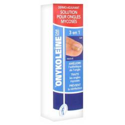 Akileïne Onykoleïne DM Solution pour Ongles Mycosés 4 ml
