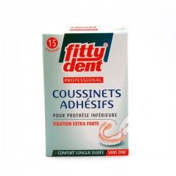 Fittydent coussinets adhésifs