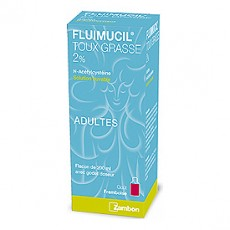 FLUIMUCIL 2% ADULTES solution buvable