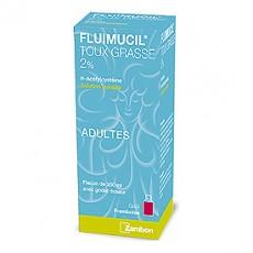 FLUIMUCIL 2% ADULTES solution buvable
