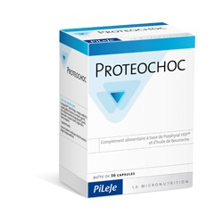 Pilèje Proteochoc 36 capsules