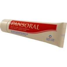 Pansoral gel pour application buccale 15g