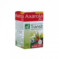 Super Diet Axarola Bio Transit 100 comprimés